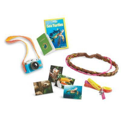 American Girl - Lea Clark - Lea\'s Accessories for Dolls - American ...