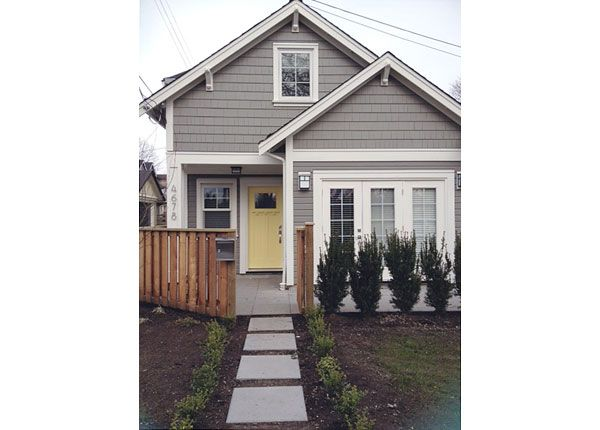 Haley Chris S Arbutus Guest House Small Tiny House