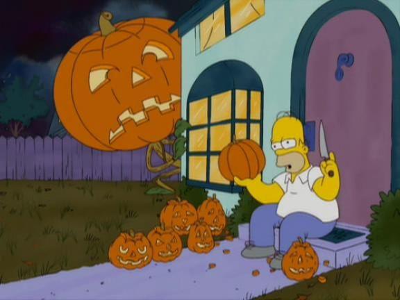 2020 Halloween The Simpson Pin by Sydney Gillum on The Simpsons in 2020 | Goat cartoon