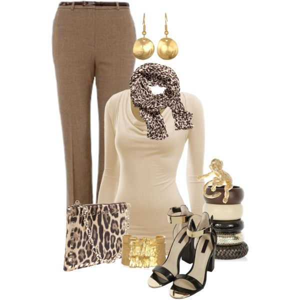 Belted Pants, created by aprilmichelle64 on Polyvore