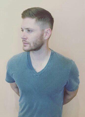 Jensen Ackles New Haircut Jensen Ackles Haircut Jensen Ackles Hair Jensen Ackles
