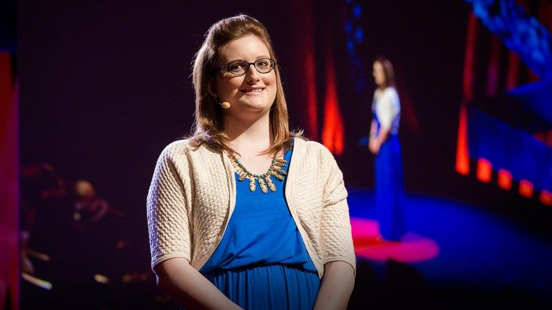 Alix Generous: How I learned to communicate my inner life with Asperger's | TED Talk | TED.com