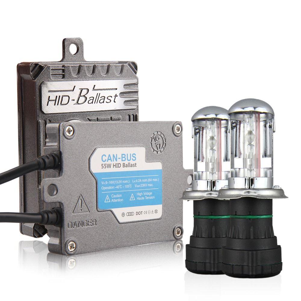 55W AC HID Xenon Kit Canbus Ballast X55 with Car Headlight