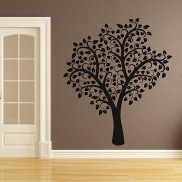 Decorative Tree Decorative Wall Art Stickers Decal Part 79