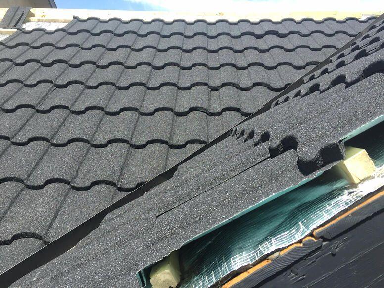 Roman Stone Coated Roofing Sheet Corrugated Metal Roof Roofing Sheets Metal Roof