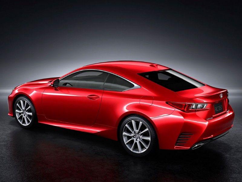 Lang wachten op de Lexus Radical Coupé DrivEssential