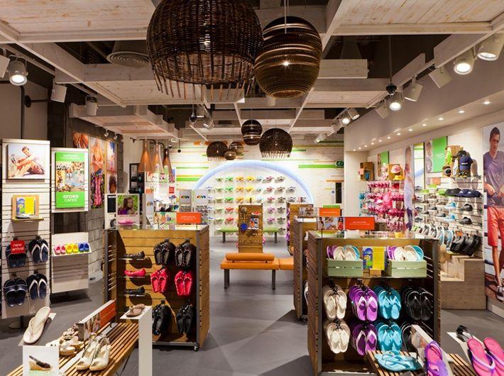 1e156eece75c56 Crocs Flagship Store  retail  store  design