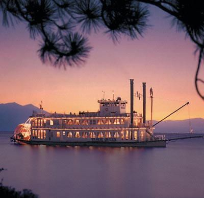 Tahoe Queen Dinner Cruise The Night We Got Engaged Lake