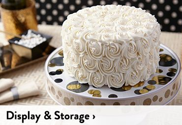 Shop Wilton Products - Display & Storage