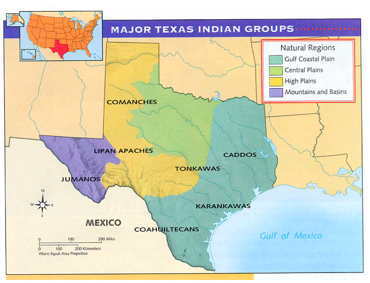 fourth grade science texas | Texas Native American Regions | Social on texas school region map, texas regions and subregions map, texas regions and major cities map, texas map with regions labeled, texas 4 major regions map, texas soil map, california region map project 3rd grade, texas split into five states map, texas travel regions map, texas regions map black and white,
