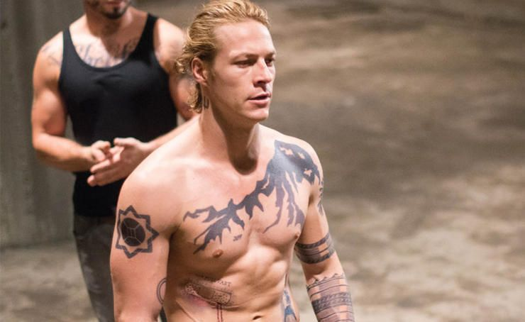The 28 Fittest People Of 2015 Point Break Luke Bracey Johnny Utah