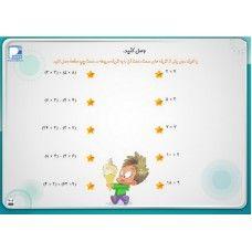 جدول الضرب للعدد ٦ Language Arabic Grade Level 4 School Subject الرياضيات Main Content جدول الضرب للع Arabic Alphabet For Kids Worksheets Alphabet For Kids