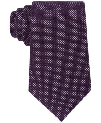 TOMMY HILFIGER Tommy Hilfiger Men's Textured Micro-Dot Tie. #tommyhilfiger # ties