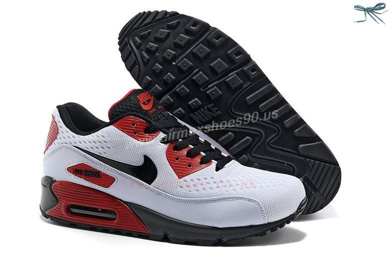 Black · White Black Red Nike Store For Air Max 90 ...
