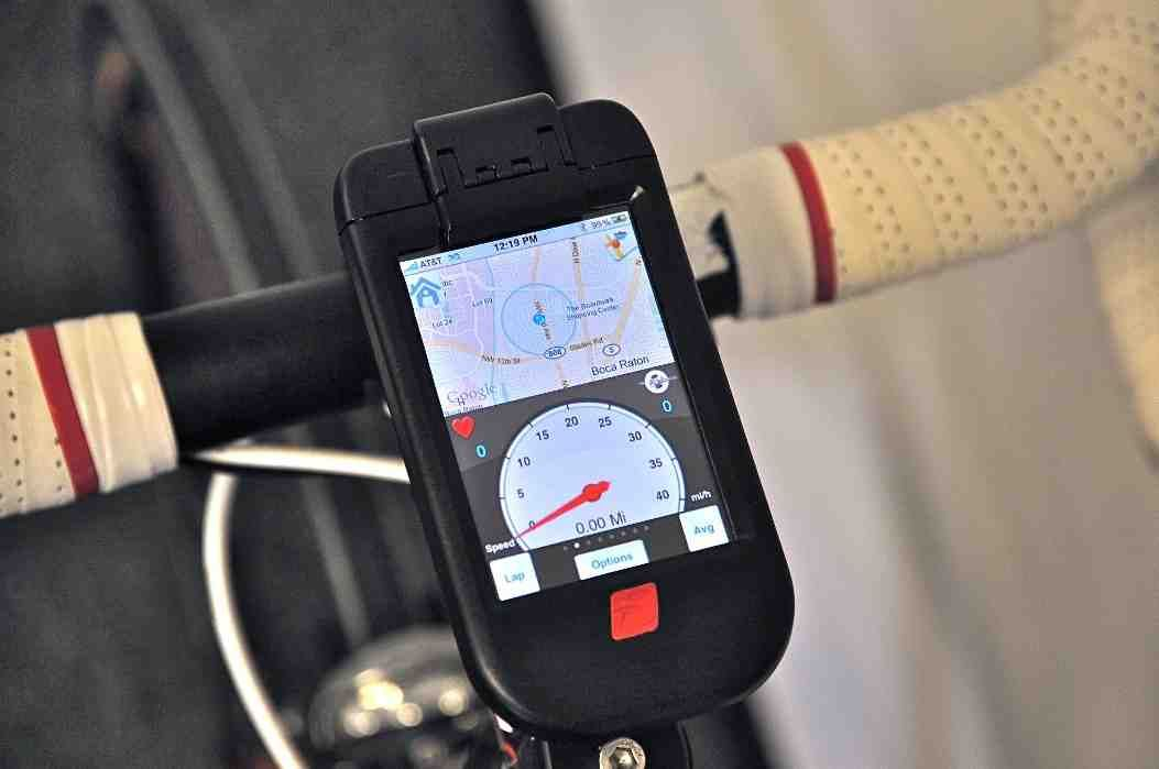 Iphone Cycling Computer