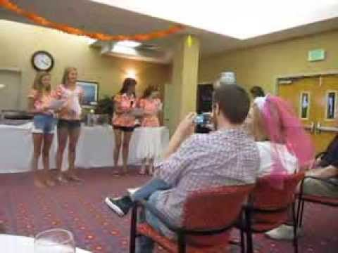 Bridal Shower Disney Parody Song If Someone Did This At My Wedding I