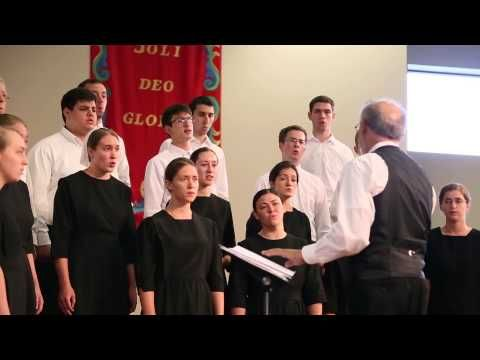 Lord Jesus, You Shall Be My Song - Shenandoah Christian # ...