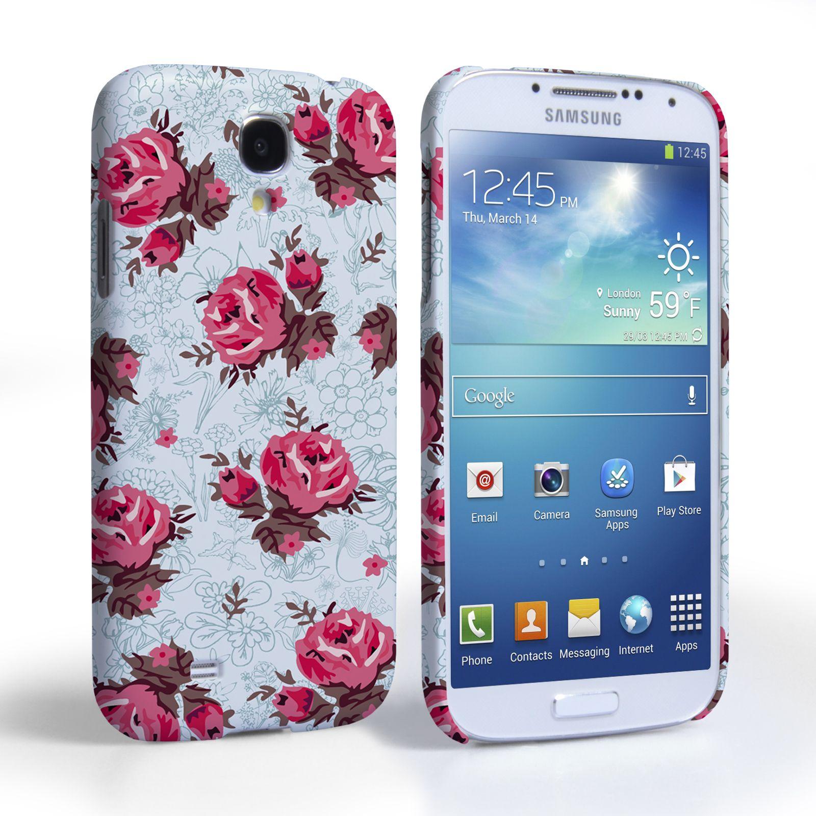Samsung Galaxy S4 Roses Hard Case Light Blue Samsung Pink Samsung Wallpaper Samsung Galaxy S4