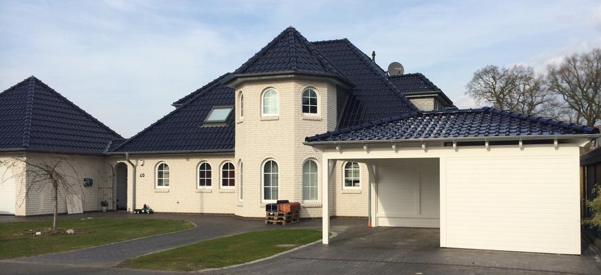 Carport Walmdach Galerie Premium Carportwerk Walmdach Style At Home Dach