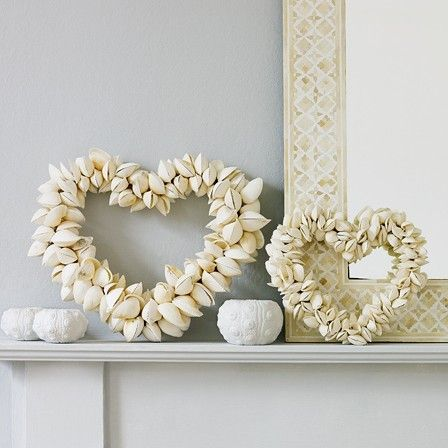 Decorating With Sea Shells Sea Shell Decor Shell Crafts