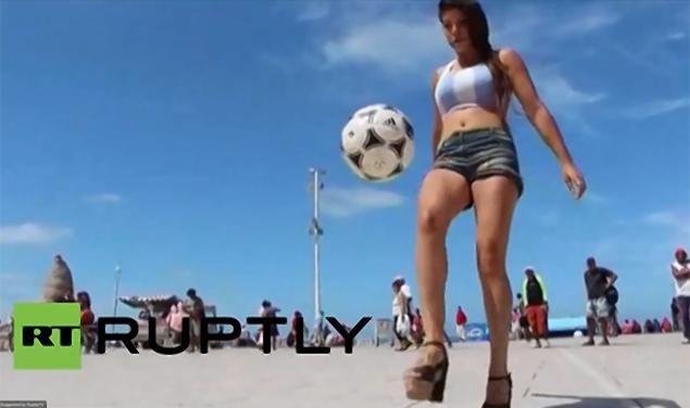 Fiorella Impressive Leggy Model Off Shows Castillo Argentinian f6Yyb7gv