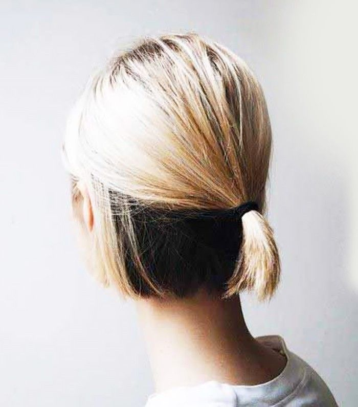 10 Hair Looks You Can Do In Less Than 30 Seconds Short