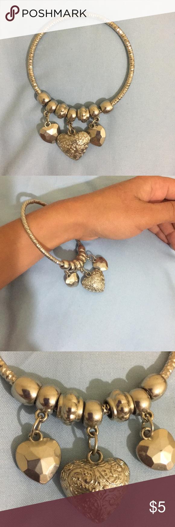 Heart bracelet friend jewelry girls night and jewelry bracelets