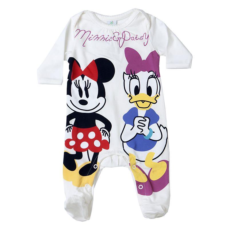 795089adf87b baby onesie Disney minnie mouse daisy duck