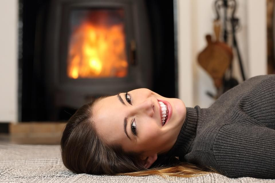 Get Your Fireplace & Dryer Vent Cleaned Annually! Here's