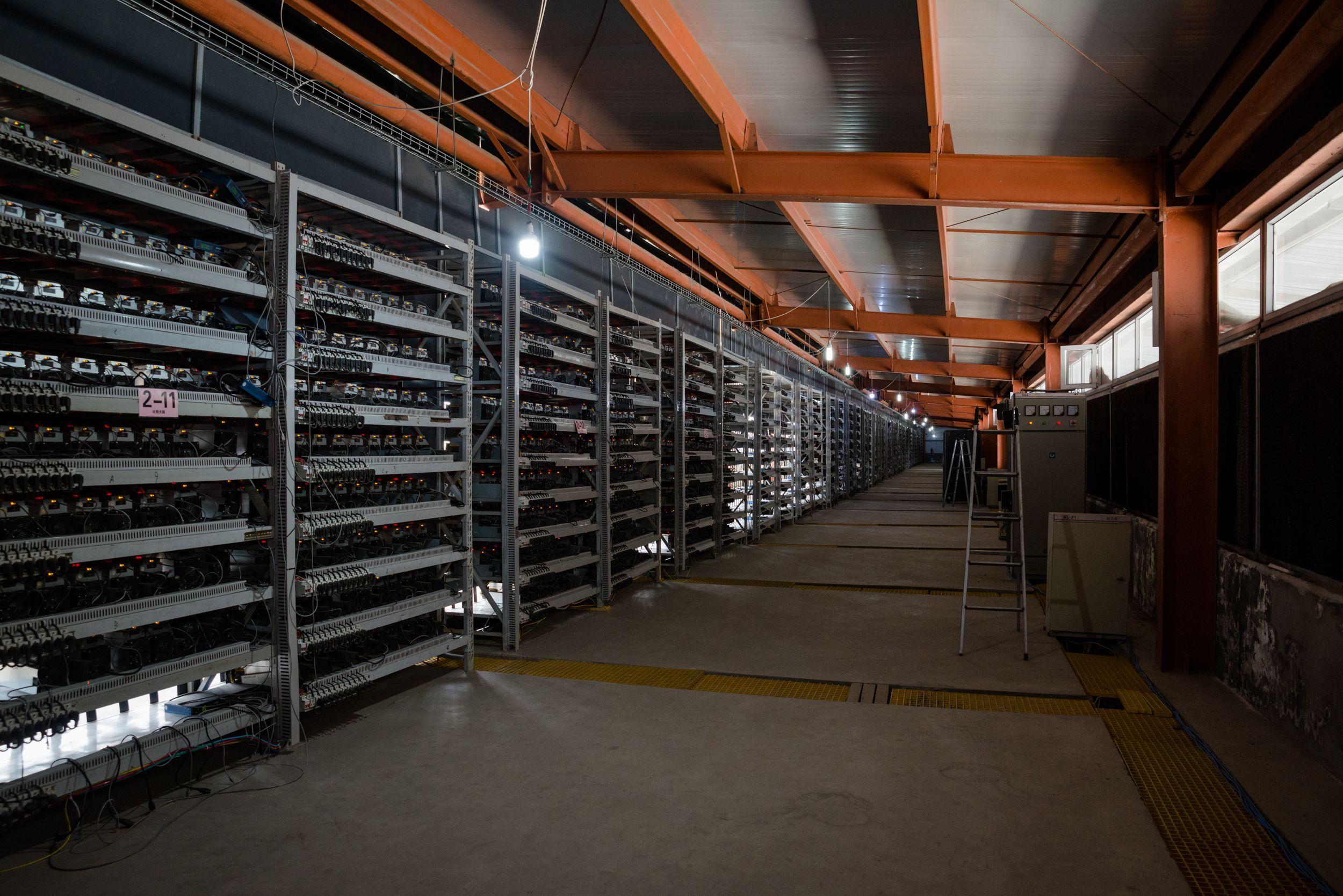 ramen mining bitcoins