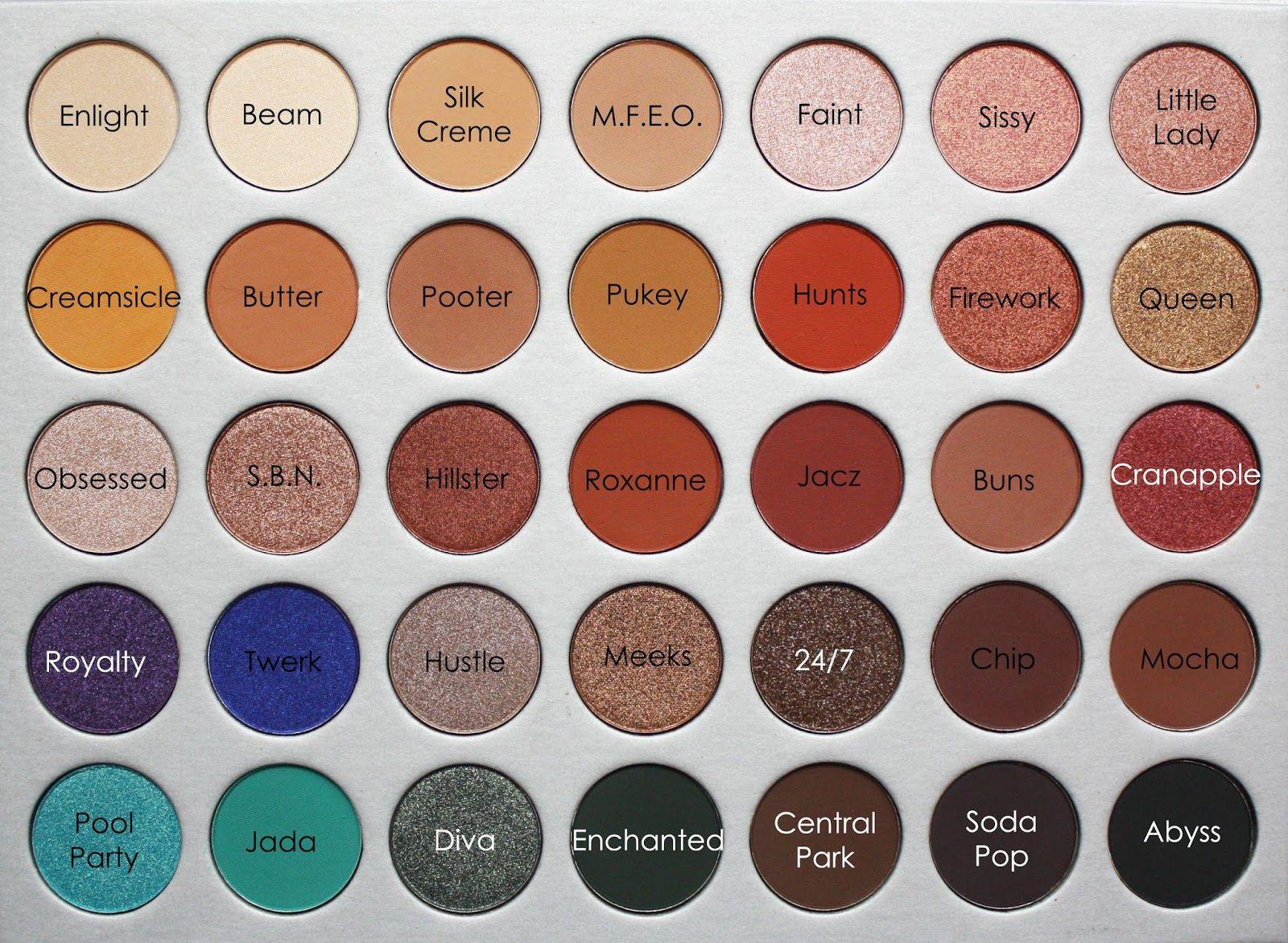 Review: Morphe X Jaclyn Hill Palette | Jaclyn hill eyeshadow palette,  Jaclyn hill palette, Jaclyn hill makeup