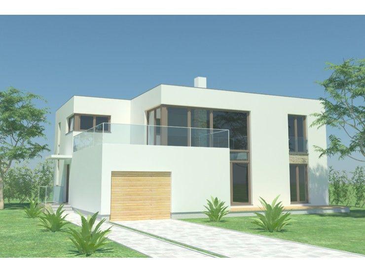 proma einfamilienhaus von stimmo hausbau gmbh hausxxl stadthaus fertighaus modern. Black Bedroom Furniture Sets. Home Design Ideas