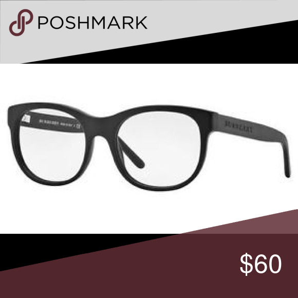 Burberry Glasses (Clear lens) | Burberry glasses, Prescription ...