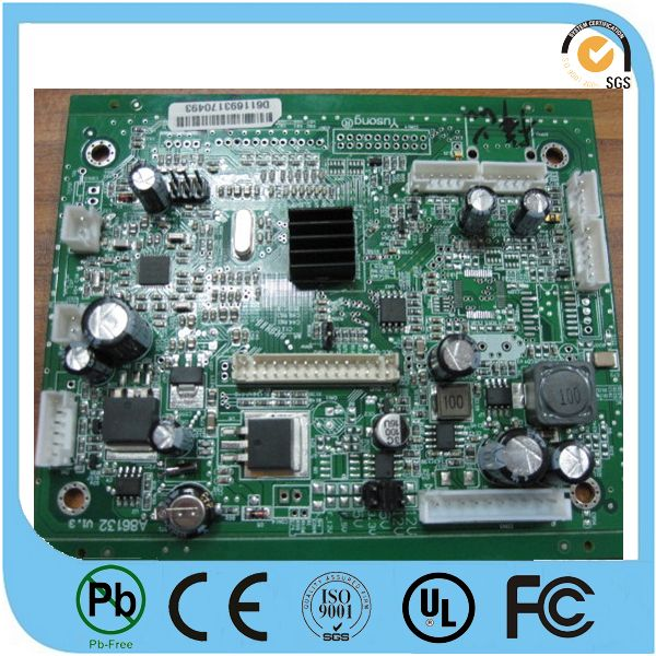 Printed Eagle Circuit Board Manufacturing. eagle circuit, eagle ...