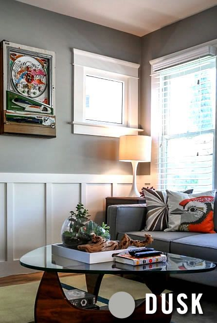 Jeff Lewis Living Room Design Ideas: Jeff Lewis Color Bungalow Makeover - Dusk