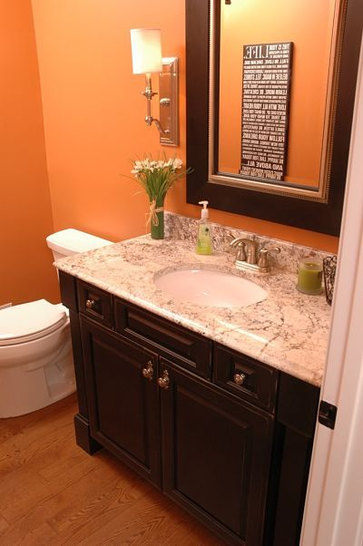 9 Features To Consider When Remodeling A Half Bath Or Powder Room Powder Room Half Bath Bathroom Decor Sets