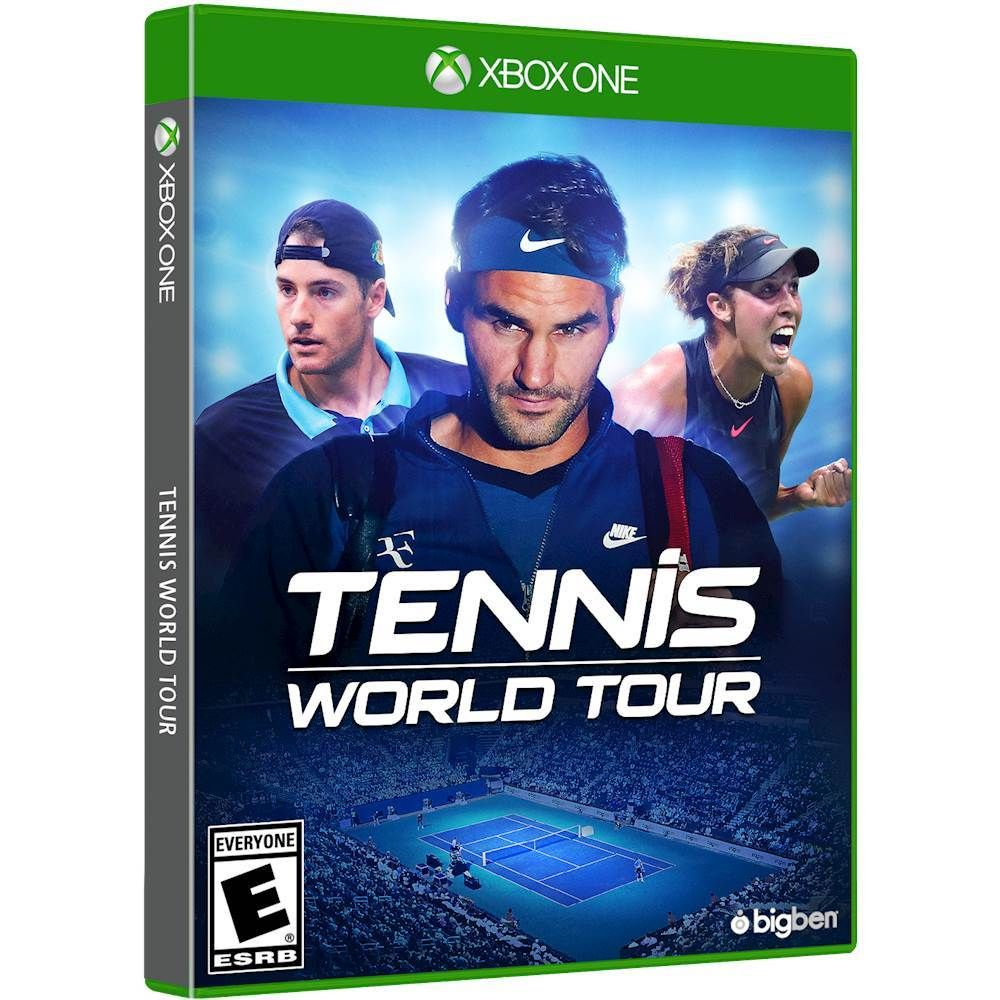 Tennis World Tour Standard Edition Xbox One In 2020 Tennis World Tennis World