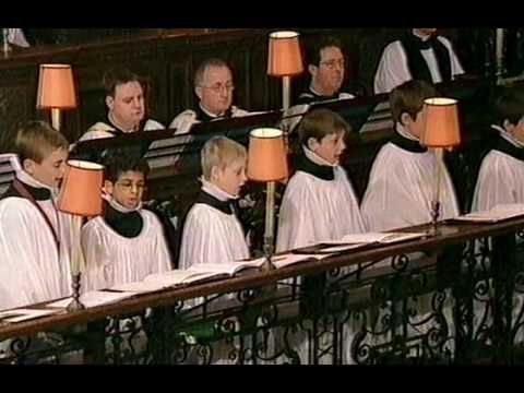 Saint Paul Cathedral Choir For The Beauty Of Earth CathedralOrgan MusicWedding