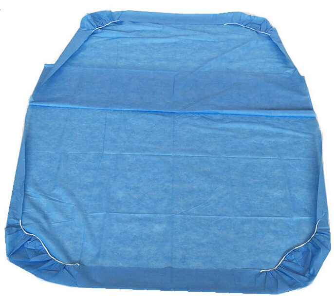 PP Nonwoven Disposable Sheets Hospital Mattress Cover