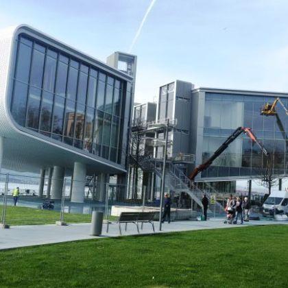 Botín Centre in Santander |Renzo Piano + Luis Vidal | Centro Botín en Santander