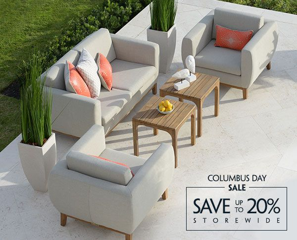 Enjoy Outdoor Living With The The Soho Outdoor Furniture Collection. Modern  And Comfortable, Itu0027s