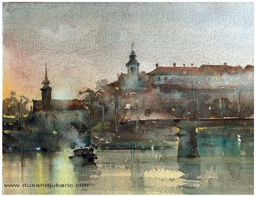 Dusan Djukaric Petrovaradinska tvrdjava, Novi Sad
