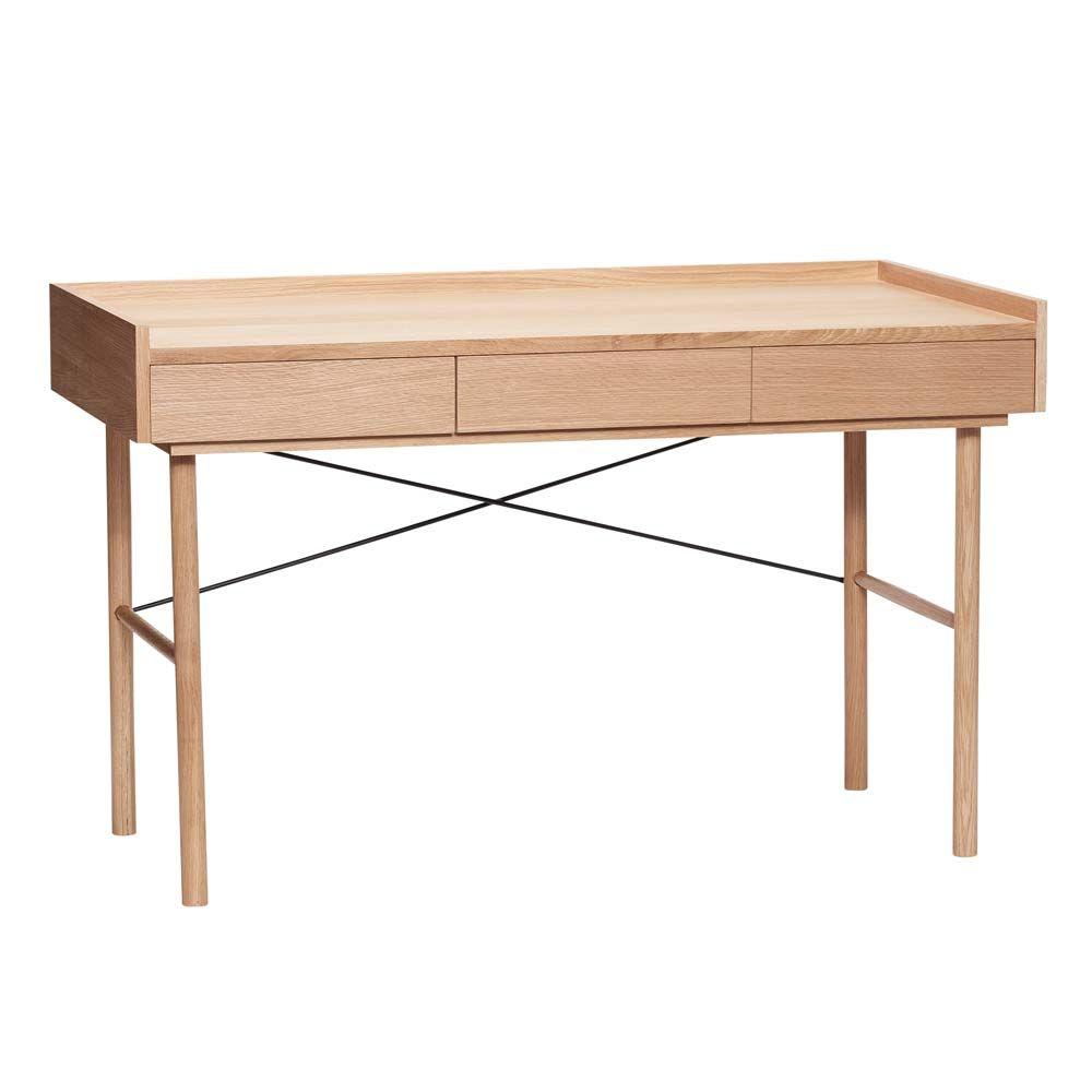 Schreibtisch im skandinavischen Design - milanari.com   Hübsch ...