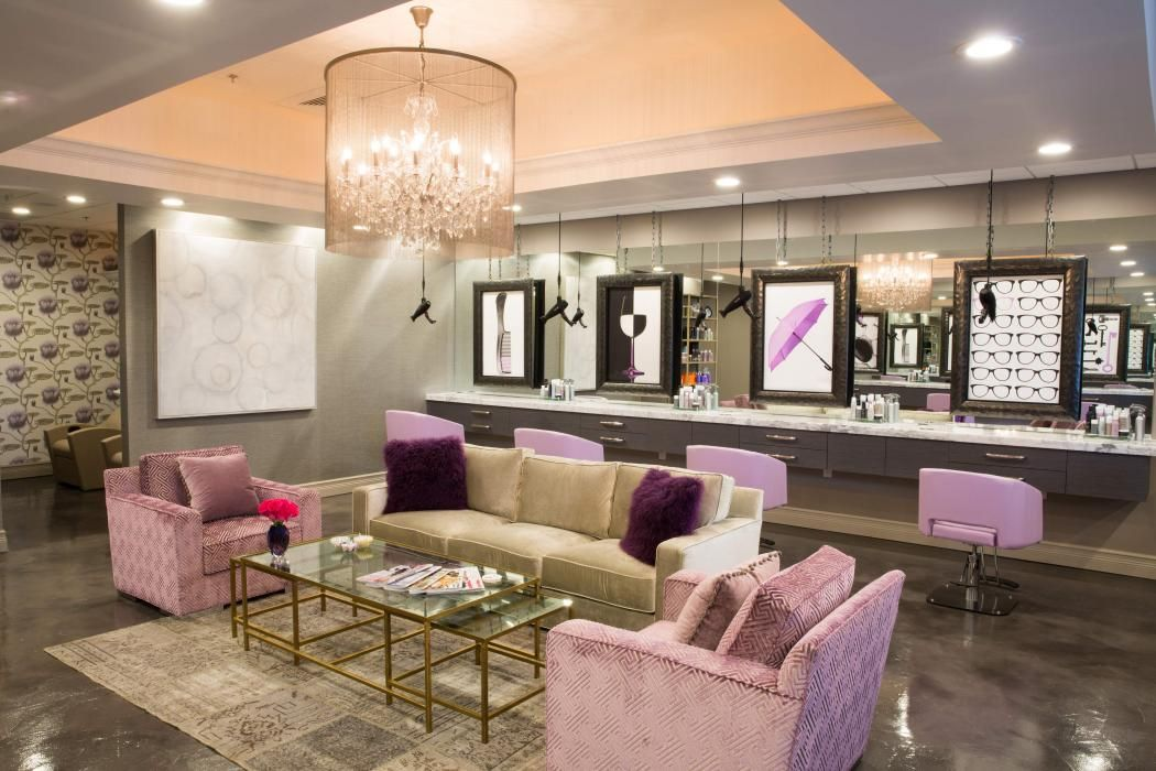 Take a visual tour of the 2013 SALONS OF THE YEAR honoree