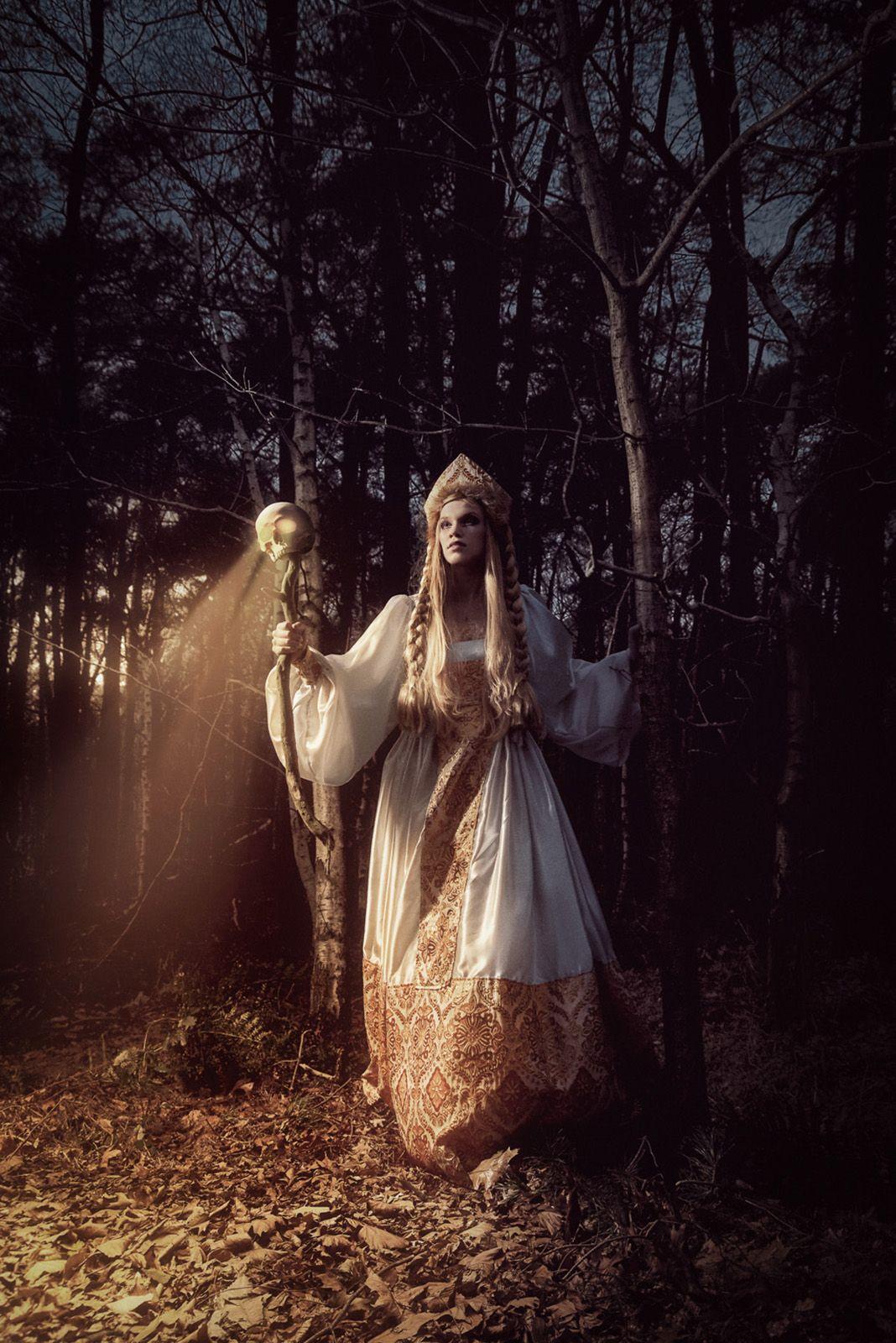 Темные Принцессы и сказочные миры в фотографиях Viona рекомендации