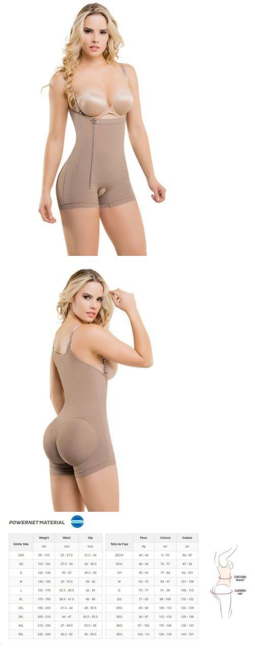 56bf16a8b6 Women Shapewear  Cysm Fajate Vs Colombian Body Ultra Silueta Boyshort Style  435 Body Shaper -