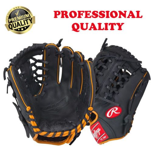 11 5 034 Baseball Glove Rawlings Gamer Righty Hand Throw Infielder Baseball Glove Baseball Glove Hand Thrown Rawlings