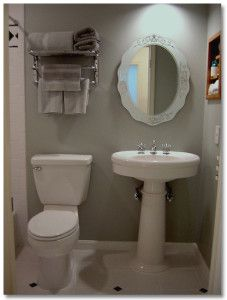 Bathrooms In Older Homes Are Smallu2014an Average Of 5 Feet By 8 Feet Small. If  You Donu0027t Have The Room Or Money To Break Through A Wall And Double The  Space, ...