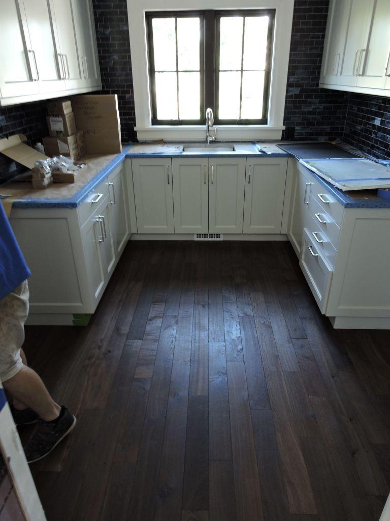 Custom hardwood floor install denver colorado flooring