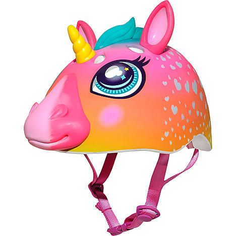 Multi-Coloured BELL Kinder Toddler 3D Minnie Me Helmet 48-52 cm